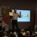 Author, Illustrator Scott Magoon Visits MME