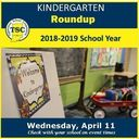 Mayflower Mill Elementary to host Kindergarten Roundup